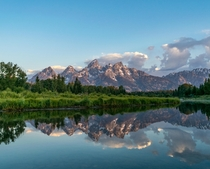 Dreams of Summer in Grand Teton National Park WY