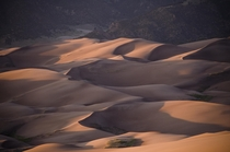 Dreamy Dunes at Great Sand Dunes National Park CO