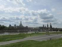 Dresden in all its Saxon splendor