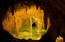Dripstone Cave Austria  An astonishing natural phenomenon