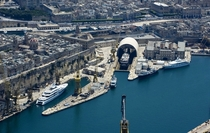 Drydocks No  and  at Palumbo Shipyards Malta