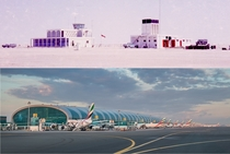 Dubai Airport  vs
