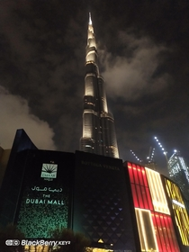 Dubai Mall n Burj Khalifa  Night View