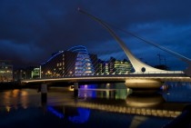Dublin Becket Bridge x iimgurcom