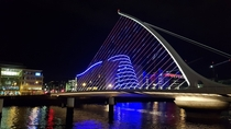 Dublin - Samuel Beckett Bridge