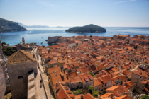 Dubrovnik Croatia-One of the primary locations for the shooting of Game of thrones