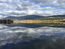Duck Lake Indian Reserve near Kelowna BC by Darcy Aubin