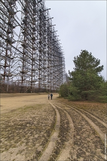 Duga  or Chernobyl  x-post from rstalker