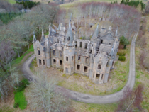 Dunalastair castle Scotland