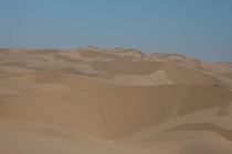 Dunes of the Namib Desert