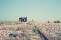 Dungeness Kent Britains only officially designated desert