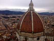 Duomo di Firenze built in  - Florence Italy