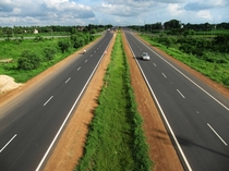 Durgapur Expresswaya part of the Grand Trunk Roadthe oldest historical highway of North India