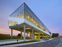 Durham College Oshawa ON by Teeple Architects