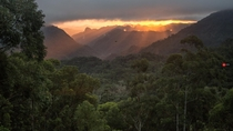 Dusk on the jungles of Cuba  by M MPhoto - crossposted from rCubaPics