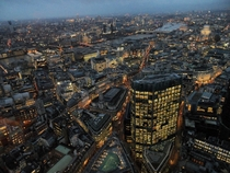 Dusky London Tower