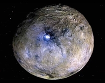 Dwarf Planet Ceres Credit German Aerospace Center DLR