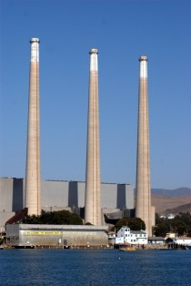 Dygen Power Plant Morro Bay CA