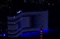 Dynamic Lighting - The Omni Hotel in Dallas Texas by G Studios and BOKA Powell