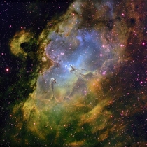 Eagle Nebula Is The Perfect Nebula For Our Veterans Day Celebrations Amazing Colors Too Thank You To All That Have Served