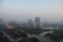 Early Morning in Hangzhou China