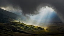 Early morning near Mount Bromo East Java Indonesia Photo by Pimpin Nagawan