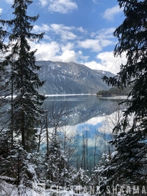 Early Spring in Eibsee