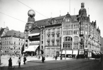 Early XX century Department Stores Breslau Prussia  now Wrocaw Poland x