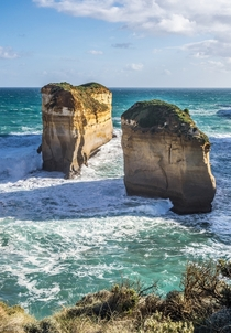Earth and Water  Great Ocean Road  Australia