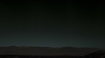 Earth as seen from the surface of Mars by NASAs Curiosity Rover