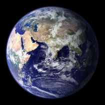 Earth composite image