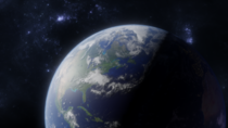 Earth made by me in blender
