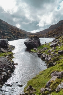 Earth tones at their finest - Gap of Dunloe Ireland