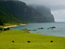 EarthPorn in the form of beautiful Lord Howe Island Australia
