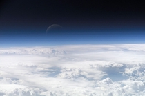Earths atmosphere by NASA