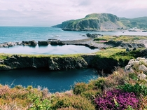 Easdale Island west coast of Scotland Taken on our family holiday last month