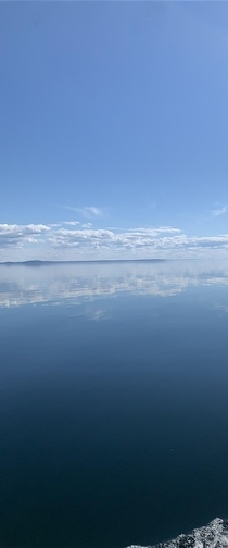 East Arm of the Great Slave Lake Northwest Territories Canada