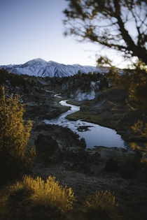 Eastern Sierras California