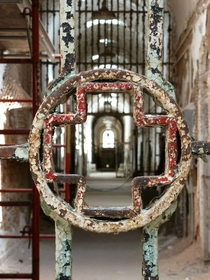 Eastern State Penitentiary Hospital Ward