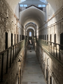 Eastern State Penitentiary PA