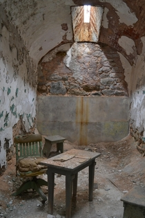 Eastern State Penitentiary Philadelphia Pennsylvania USA