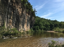 Echo Bluff is a hidden gem in Southern Missouri