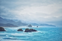 Ecola State Park is always a fun spot to check out Located on the Oregon coast  x