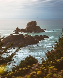 Ecola State Park Oregon USA
