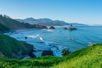 Ecola State Park Washington