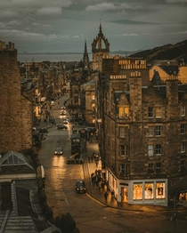 Edinburgh United Kingdom