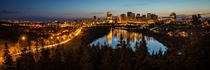 Edmonton Canada A small city on the rise   Jeff Wallace