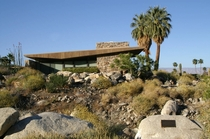Edris House Palm Springs CA USA