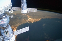 Egypt and Middle East from the ISS