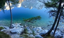 Eibsee Germany Bonus mountains